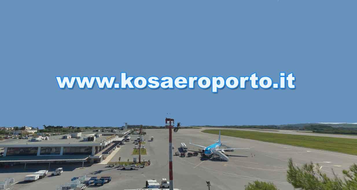 Aeroporto di Kos Grecia (KGS) Kos aeroporto internazionale , Arrivi e Partenze